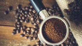 Co vás ráno nakopne? Už jen vůně čerstvé kávy, tvrdí vědci