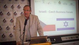 Česko otevřelo honorární konzulát v Jeruzalémě. Jeho šéf podniká u Teplic