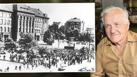 Smyčku navlékal Větrovec! Pamětník vzpomíná na vzpouru v Plzni proti reformě