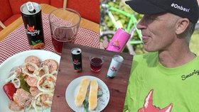 Snídaňový král Dominik Hašek to balí! Byznys dotuje ze svého, na tukové rohlíky a počítání borůvek už není čas
