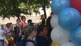 Prodloužení léta ve Kbelích: Děti si první školní den připomenou prázdniny v Pohádkovém parku