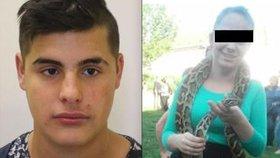 Policie pátrala po dětských milencích ze Znojma: Helenku (13) už našli. David (15) je dál nezvěstný