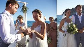 Syn Karla Vágnera Josef se oženil na Krétě: Svatba ve třech!