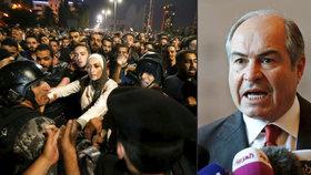 Jordánce drtí škrty, premiér rezignoval. Král řešil ceny benzinu a elektřiny