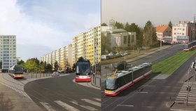 Prahu 8 a Prahu 6 propojí tramvajová trať. Bohnickému sídlišti se vyhne