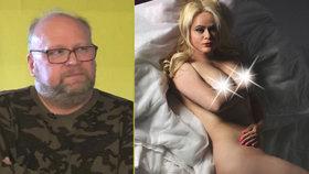 Překvapený muž Štikové (45): Manželku objevil nahou na benzince! Řekl, proč se svlékla
