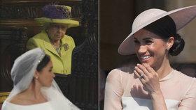Pocta pro vévodkyni Meghan od královny: Kate může jen závidět!