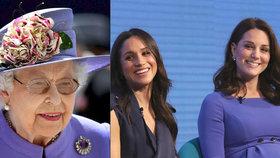 Další výsada pro Meghan! Tohle nesměli Kate, Harry ani William!