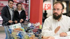 """""""Hnusy"""" kupuje každý čtvrtý Čech. Nejhorší jsou sýry, med i víno. Co ohlídat?"""