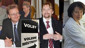 Černoch od Okamury v ODS, Dobeš z VV u STAN. Před volbami se mění stranické dresy