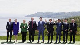 Summit G7 v Kanadě začal nadějně, skončil ale hádkami