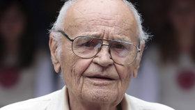 Zesnulý Václav Vorlíček (†88): Co říkal o smrti? Těšil se na kamarády a manželku!