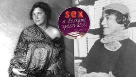 Prostopášná komunistka Majerová: Sex s ní chtěli básníci, ona brala jen nejlepší