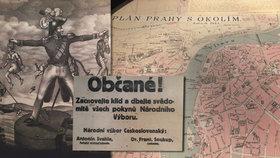 170 let od vzpoury Pražanů: Výstava v muzeu popisuje cestu od ní k Československu