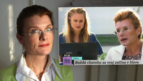 """Šéfku centra šarlatánů pozvali do televize jako odbornici. O """"vykadění rakoviny"""" pomlčela"""