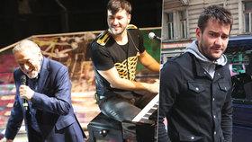 Marek Ztracený o koncertu s Gottem: Místo peněz dostal dvě vstupenky!