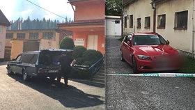 Smrt Sabinky (†2) v rozpáleném autě: Táta Lukáš je na dně! Před lety přišel tragicky o matku