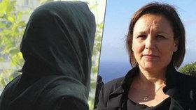 """Italská politička """"bez tváře"""" konečně po 15 letech odhalila svůj obličej. Bála se mafie"""