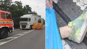 Tragédie v Karviné: Devastující zranění jsou obrovská, ale je to žena! Nepoznáváte její boty?