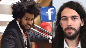"""""""Budeme za páprdy."""" Feri s Piráty chtěli Facebook pro děti od 13 let, výbor byl proti"""
