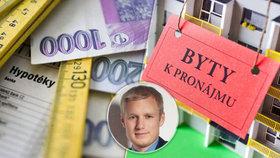 Nedostupné hypotéky, dražší nájmy? Odborník radí, kde sehnat peníze na bydlení