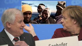 """""""Migrace je matka všech problémů,"""" řekl německý ministr a rozzuřil politiky"""
