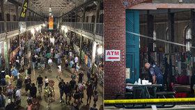 Dvojice střílela na festivalu v New Jersey, zranili 20 lidí. Jeden z útočníků je mrtvý