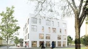 Na Petřinách postaví novou knihovnu: Vznikne na místě, kde stojí bývalá mateřská školka. Takhle má vypadat...