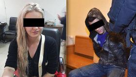 Kvůli pašeračce Tereze vyhrožoval bombou: »Teroristovi« z Plzně hrozí 12 let!