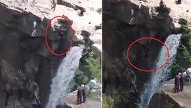 Mladík hledal lepší místo na selfie: Zřítil se z 50 metrů do řeky! Pád nepřežil