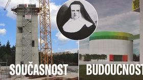 Vzepřela se nacistům a ti ji popravili: Lesná staví kostel M. Restituty Kafkové za 100 milionů