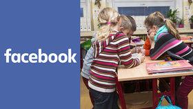 Učitelé nutí děti na Facebook kvůli úkolům, můžou i lhát. Rodiče si zoufají