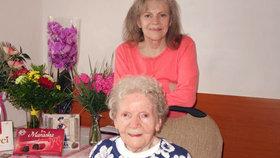 Nervy pozůstalých po Pilarové (†80): Musí to oznámit její 104leté mamince!