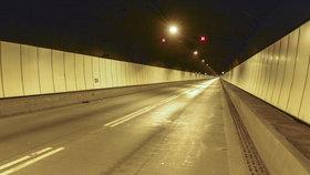 """Je Strahovský tunel nebezpečný? TSK se ohrazuje: """"Vyvoláváte paniku!"""""""
