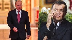 Putin tajil 18 let vlivného poradce: Jelcinova zetě a šedou eminenci Kremlu