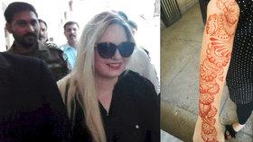 Pašeračka Tereza (22) v pákistánském kriminále: Žije podle pravidel islámu!