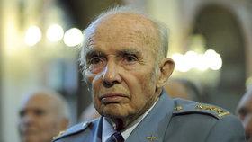 Zemřel hrdina 2. světové války Vranský (†97). Létal s RAF a bojoval u Tobruku