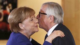 Merkelová chce unijní řešení problémů s migrací. Připustila i dílčí přístup