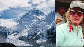 Přežila tragickou výpravu na Mount Everest: Nyní se zabila na schodech