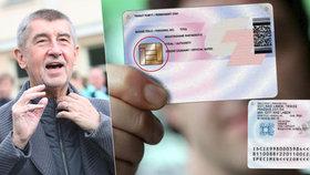 Novou občanku a pas můžete mít nově do 24 hodin. Ale draze a jen v Praze