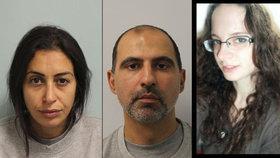 Tyranský pár mučil a zavraždil chůvu (†21). Tělo se  snažili spálit. Dostali 30 let za mřížemi