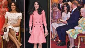 Proměna vévodkyně Meghan: Snaží se kopírovat styl švagrové Kate!
