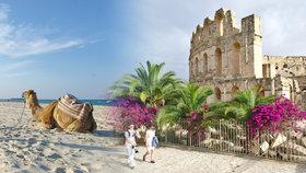 Projeli jsme Tunisko: Perla severu Afriky je za skvělou cenu!