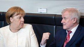 """""""Já tě udělal kancléřkou!"""" Zuřící ministr odmítl vyhazov od Merkelové"""