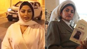 Saúdská televizní moderátorka uprchla ze země: Byla jí vidět blůzka. Jiné ženy zatkli