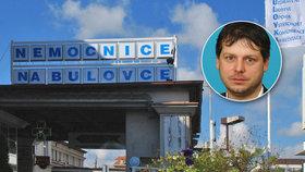 Ministr Vojtěch vyhodil šéfa Bulovky, smetla ho razie v nemocnicích
