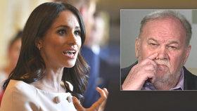 Meghan Markle přestala komunikovat se svým otcem! Má už dost jeho skandálů?