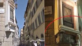 Nejdražší výlet století: Školáci během výletu v italské Florencii poničili památku z 16. století!