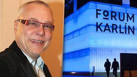 Forum Karlín mění majitele: Bakala prodal budovy realitnímu fondu, jeho firmy v Karlíně zůstanou