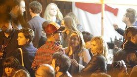 David Kraus na párty bez Strýcové: Večer se dvěma ženami najednou!